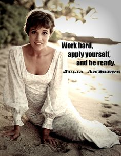 Film Actress Julie Andrews
