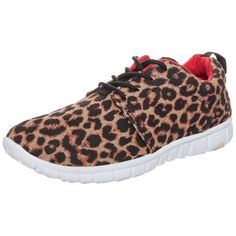 Sneakers mit Leopardenmuster ab 29,95€ ♥ Hier kaufen:  http://stylefru.it/s816222