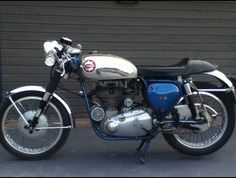 Bsa Gold Star