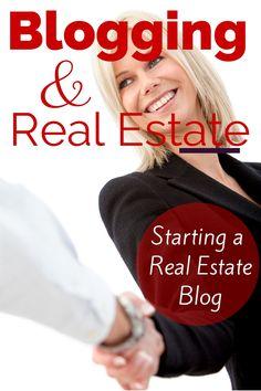 Expert Advice for New REALTORS®: Start a Real Estate Blog