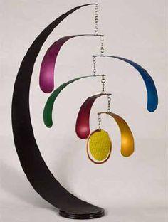 Calder hanging art, hanging mobile, hanging mobiles, art ...
