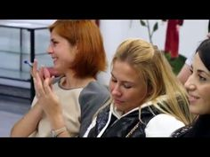 Тренинг продаж. Наталья Грэйс 2015. Часть 1 - YouTube