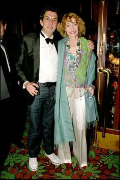 Loulou et Michel Klein
