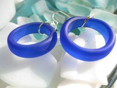 etsy glass earrings