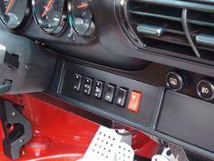 Rennline Heater Block-Off Plate RENI206S - Rennline Design - REN-I20-6S | Pelican Parts