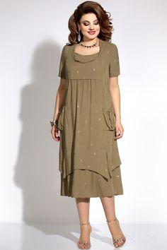 Trendy fashion design clothes plus size Ideas Simple Dresses, Plus Size Dresses, Beautiful Dresses, Casual Dresses, Fashion Dresses, Fashion Clothes, Mature Fashion, Trendy Fashion, Womens Fashion