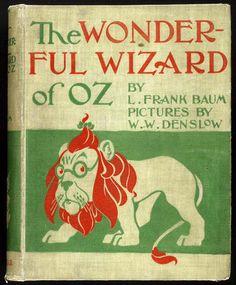 The Wonderful Wizard of Oz (L. Frank Baum)