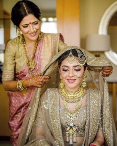 On account of Mother's Day, we have found the most adorable mother-daughter wedding shots that will you MUST have for wedding photography. From candid photography to cute pictures, we got all in the list. #shaadisaga #indianwedding #mothersday #brideandmompictures #brideandmompicturesindian #brideandmompicturesmothers #brideandmompicturesparents #brideandmotherpictures #brideandmotherpicturesindian #brideandmotherpicturesphotoideas #brideandmotherpictures #brideandmotherpictures Mother Daughter Wedding, Mother Of The Bride, Best Bridal Makeup, Bridesmaid Inspiration, Mothers Day Special, Indian Bridal Fashion, Bride Getting Ready, Beautiful Moments, Bridal Looks