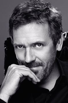 > Hugh Laurie for Men expert de L'Oréal