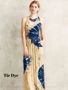 Vanessa Virginia Tidal Maxi Dress in Multicolor (Shibori Tides) Tie Dye Skirt, Dress Skirt, Mode Wax, Shibori Tie Dye, Shibori Fabric, Dress Vestidos, Moda Casual, Frack, Dress Me Up