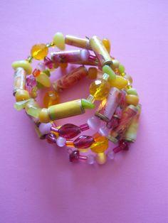 Summertime Wrapped Bracelet