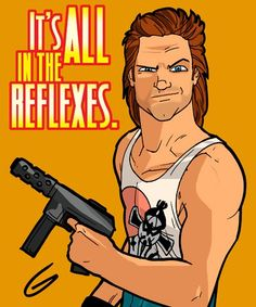Jack Burton - Big Trouble In Little China