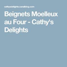 Beignets Moelleux au Four - Cathy's Delights
