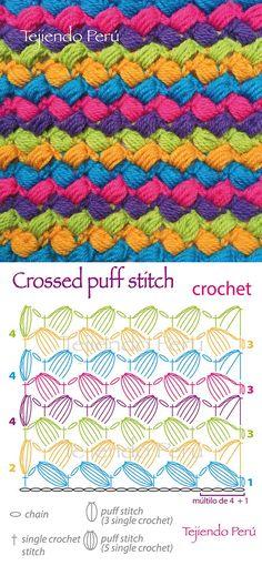 Watch This Video Beauteous Finished Make Crochet Look Like Knitting (the Waistcoat Stitch) Ideas. Amazing Make Crochet Look Like Knitting (the Waistcoat Stitch) Ideas. Crochet Instructions, Crochet Diagram, Crochet Chart, Love Crochet, Crochet Motif, Diy Crochet, Diagram Chart, Crochet Ripple, Vintage Crochet