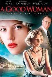 Good Woman Movie Online. While retaining her secret identity, the illustrious Mrs. Erlynne (Hunt) saves Lady Windemere (Johansson) from making a grand social faux-pas with the scoundrelly Lord Darlington (Moore).
