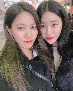 Seo Yuri & AOA Yuna