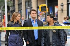 Play the dead person on a tv show preferably Castle