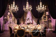 Wedding Backdrop at Toronto's Fermenting Cellar by Rachel A. Clingen Wedding Design and Decor