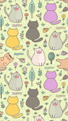 You searched for label/Android Wallpaper - My Wallpapers Cat Pattern Wallpaper, Cat Wallpaper, Animal Wallpaper, Cellphone Wallpaper, Iphone Wallpaper, Vintage Flowers Wallpaper, Cute Pastel Wallpaper, Cute Disney Wallpaper, Flower Wallpaper