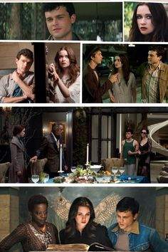 Collage of Beautiful Creatures Pics!