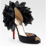 flower shoes! :D