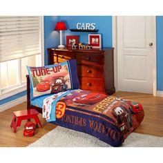 #disney cars go team 4-piece toddler bedding set from $24.99