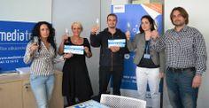 Gratulujeme vítězům :-) #Mediatel #Soutez