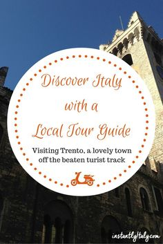 In this blog post, we'll discover Trento, a nice Italian town which isn't that famous but has a lot of interesting things to offer.