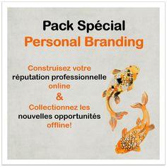 Pack Spécial Personal Branding