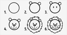 Circles to the rescue: ten simple ways to make drawing with kids fun and easy
