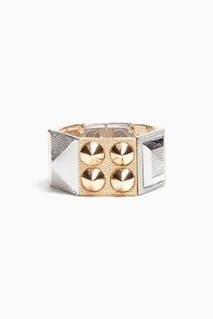 Total Stud Bangle (Nasty Gal)