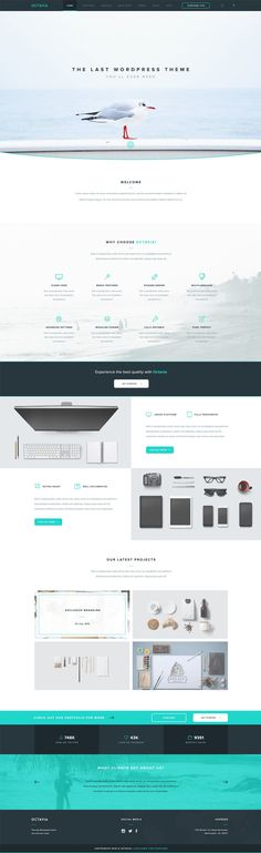 10 best Free Landing Page Templates PSD images on Pinterest | Page ...