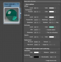 How to set up realistic glass / metal materials : Corona Renderer Helpdesk for 3ds Max plugin