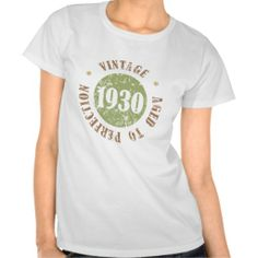>>>Coupon Code          Vintage 1930 Gifts Tee Shirts           Vintage 1930 Gifts Tee Shirts This site is will advise you where to buyThis Deals          Vintage 1930 Gifts Tee Shirts Online Secure Check out Quick and Easy...Cleck Hot Deals >>> http://www.zazzle.com/vintage_1930_gifts_tee_shirts-235762636460195848?rf=238627982471231924&zbar=1&tc=terrest