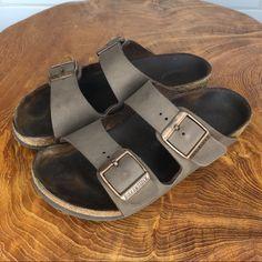 d3750baeebc Birkenstock Shoes | Birkenstock Arizona Mocha Sandals Kids 33 2.5 | Color:  Brown/Tan