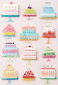 345 Best Birthday Cards Cakes Images Anniversary Cards Bday