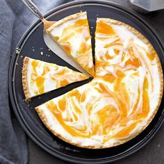 Mango-Joghurt-Torte - New Site Yogurt Recipes, Healthy Dessert Recipes, Cake Recipes, Recipes Dinner, Dessert Simple, Kid Desserts, Health Desserts, Mango Yoghurt, Dessert Weight Watchers