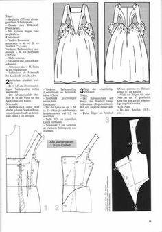 - تمام تصاویر خود را در Historia y Secretos del Patronaje de Epoca مشاهده کنید Costume Patterns, Dress Sewing Patterns, Clothing Patterns, Historical Costume, Historical Clothing, Sewing Clothes, Barbie Clothes, Vintage Patterns, Vintage Sewing