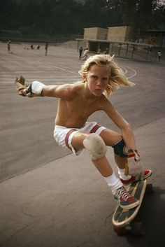 Young Jay Adams...Zephyr Lords of Dogtown. RIP. Legend