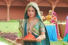 Rajat Tokas and Paridhi Sharma of Zee TV's 'Jodha Akbar' had the time of their life recently as they shot a very special 'Holi' sequence for the show!