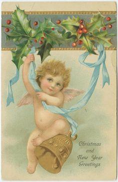 Angelito de Navidad