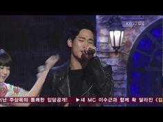 111231 연기대상 - 김수현(Kim Soo Hyun) Dreaming (Live) - YouTube