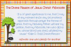 July 2014 from My Happy Tribe Visiting Teaching Message, Visiting Teaching Handouts, Teaching Resources, Relief Society, Spiritual Inspiration, Heavenly Father, Cute Quotes, Christ, Religion