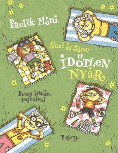 Saci és Samu - Időtlen nyár Peanuts Comics, Marvel, Cover, Books, Products, Libros, Book, Book Illustrations, Gadget