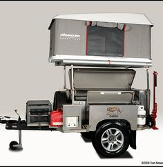 CAMPA USA manufactures all terrain trailers and camping trailers for outdoor enthusiasts and disaster response personnel.