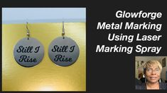 Glowforge Metal Marking #14 - YouTube Diy Jewelry Videos, Metal, Youtube, Metals, Youtubers, Youtube Movies
