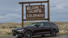 The Verge article: The wagon is back: Im spending a month with the Volvo V90 Cross Country #Volvo #XC90 #car #VolvoXC90 #v40 #cartweet #cars #auto #v60