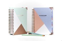 The Happiness Planner 2017: Design Your Happy Life | The Happiness Planner®. Mint or serenity and rose quartz please