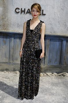 Rose Byrne Attends CHANEL's Fall/Winter 2013/14 Haute-Couture Collection Showcase: http://thefashioncatalyst.com/site/2013/07/rose-byrne-attends-chanels-fallwinter-201314-haute-couture-collection-showcase/