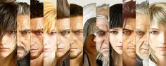 Meet the English voice cast of Final Fantasy XV   If you happened to watch Kingsglaive Final Fantasy XV all the way until the end you may have noticed that the voice actors for Noctis Lucis CaelumGladiolus AmicitiaIgnis Scientia andPrompto Argentum were revealed in the post-credit scenes for a few brief seconds.  While the game has been delayed until November 29th Square Enix still has a few surprises in store which includes a recentlyuploaded video that reveals the voice cast for many of…